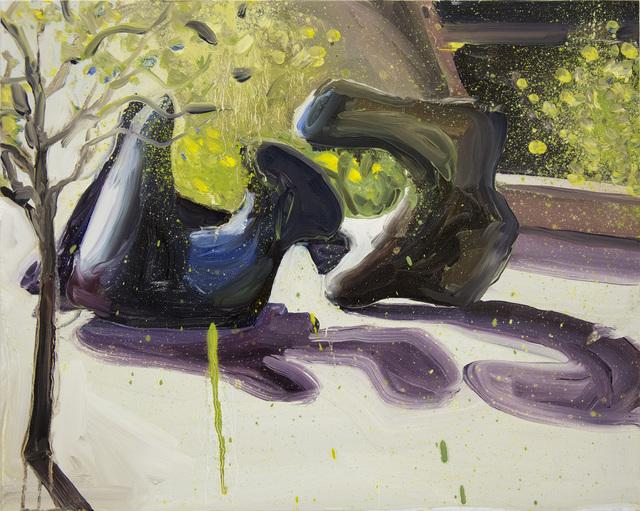 , 'Skulptur,' 2015, Galleri Magnus Karlsson
