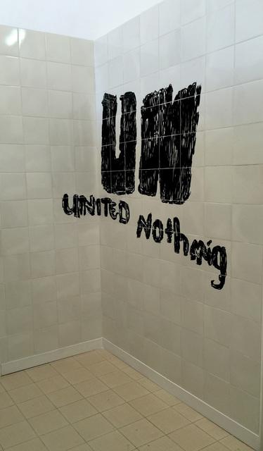 , 'UN – United Nothing,' 2015, Magazzino