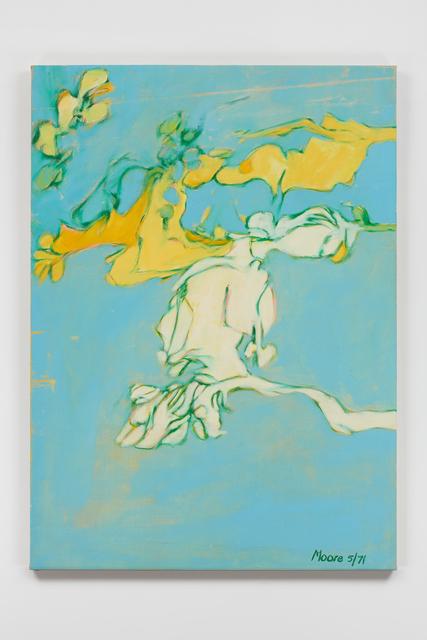, 'Untitled I (Medium 2),' 1971, Susan Eley Fine Art