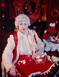 Untitled (Mrs. Claus)