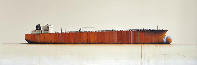 , 'Tanker 37,' 2018, Massey Klein Gallery