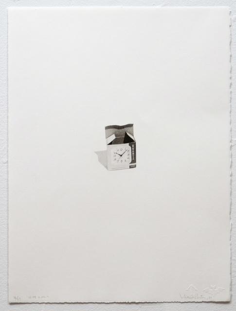 , '10:08 a.m.,' 2001, Hosfelt Gallery