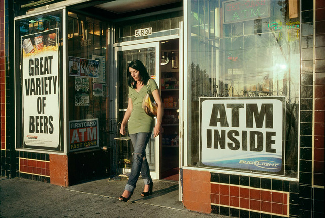 Lise Sarfati, 'Gina #08, Oakland, CA, from the series She', 2009, ROSEGALLERY