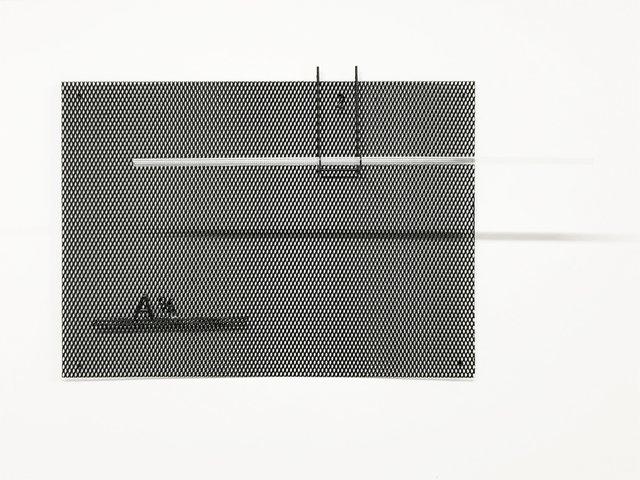 , ' f=different 2A0,' 2017, Revolver Galería