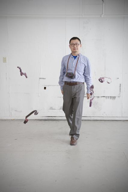 , 'Xiaolong,' 2014, Amos Eno Gallery