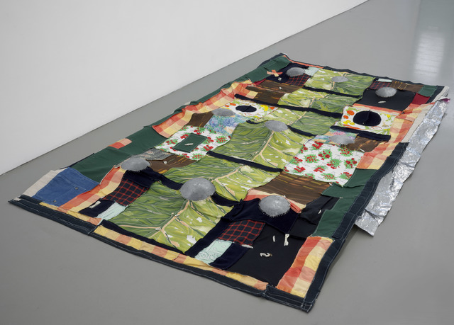 , 'Study for RJ's quilt (after Eva Hesse),' 2019, Galerie Fons Welters