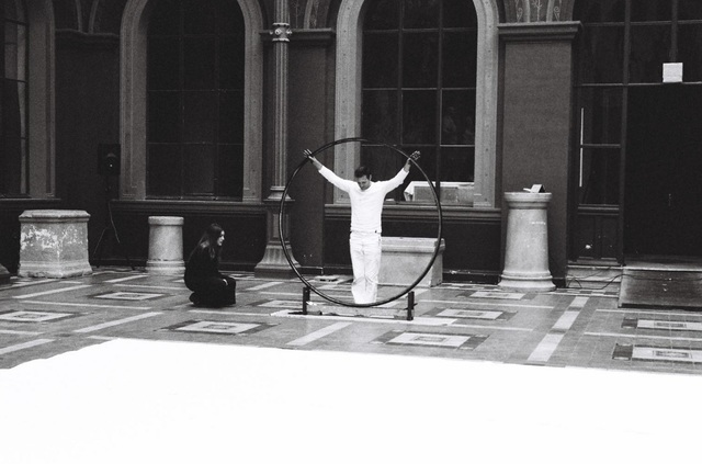 , 'Dans un instant 1,' 2014, Marie Salomé Peyronnel