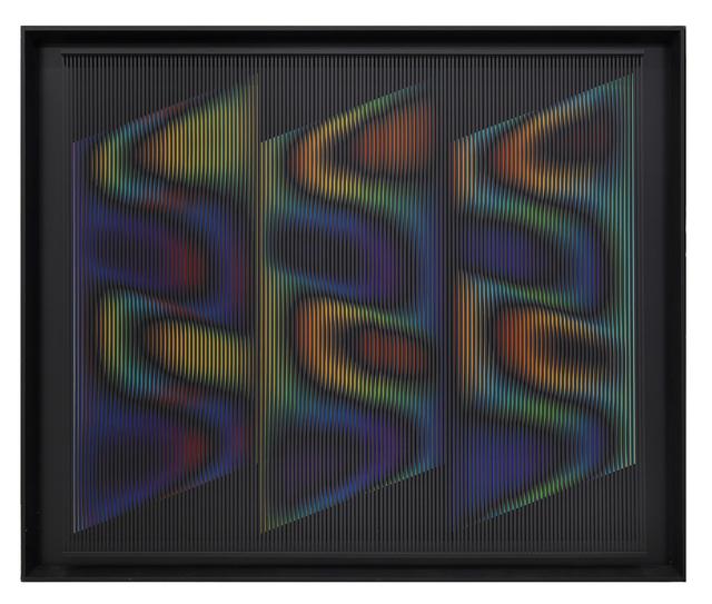 , 'Forme del vento... di notte,' 1998, Dep Art