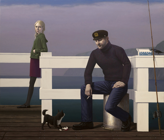 , 'The Pier ,' , Nüart Gallery