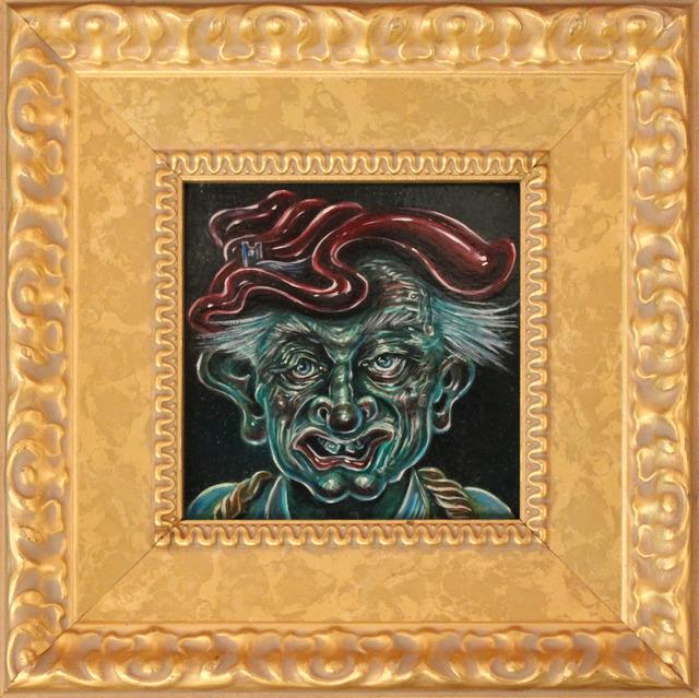, 'Sideshow Barker,' 1997, Robert Berman Gallery