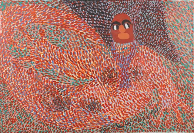 Jorélus Joseph, 'The Red Mermaid', 1993, PIASA