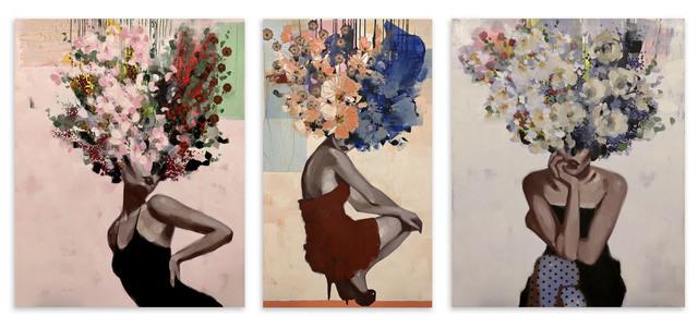 , 'Triptych ,' , Joanne Artman Gallery