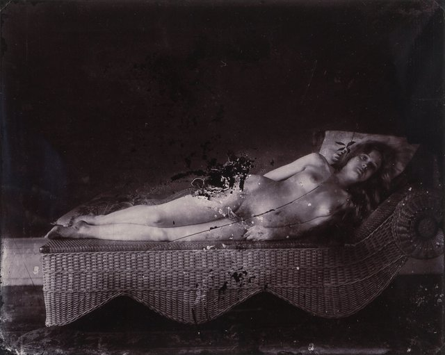 E.J. Bellocq, 'Untitled from the Storyville Portrait series, New Orleans', circa 1911-printed 1970s, Heritage Auctions