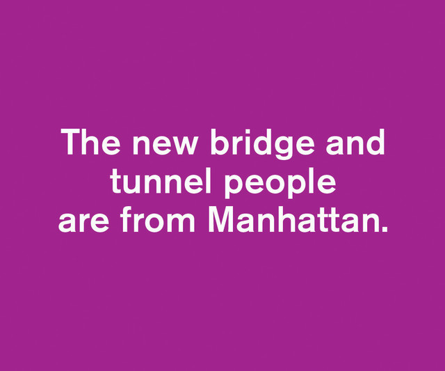 , 'The Thoughts in My Head #42: Bridge + Tunnel,' , ArtStar
