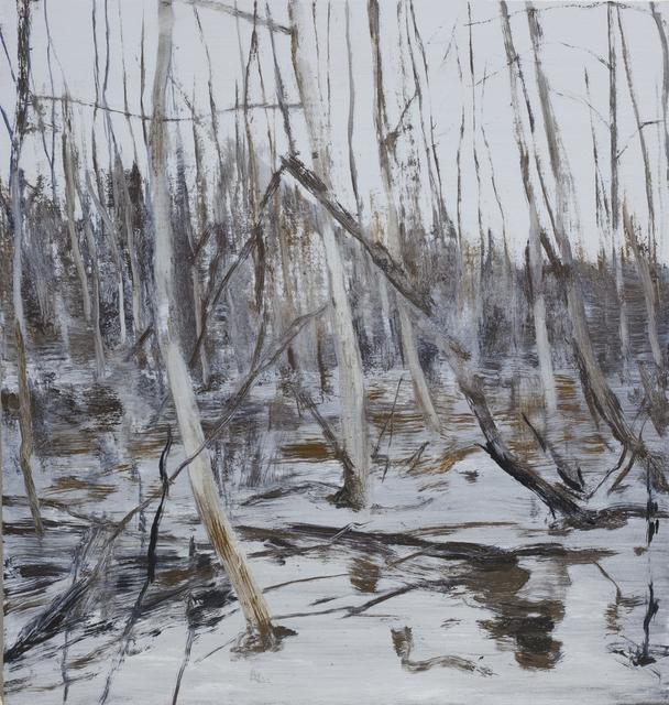 , 'Frusen tid/ Frozen,' 2016, Galleri Magnus Karlsson