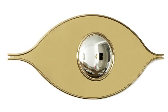 Hervé Langlais, 'Gaze mirror', 2015, Galerie Negropontes
