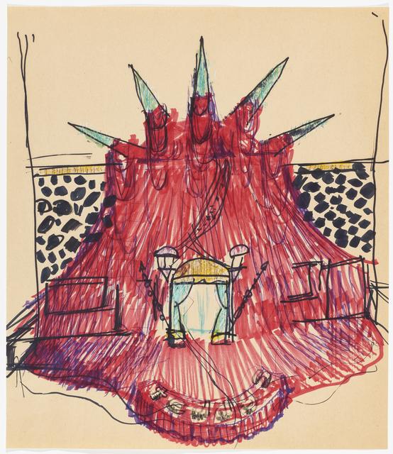 Antoni Miralda, 'El Internacional Tapas Bar & Restaurant. Crown', 1984, Henrique Faria Fine Art
