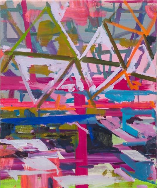 , 'Transit,' 2016, Gallery Elena Shchukina