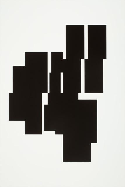 , 'koordination pp3-14-1975, 9th distribution,' 1975, VILTIN Gallery