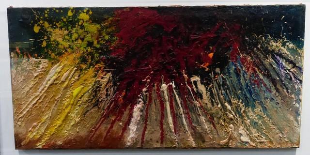 , 'Soleil Rouge,' 1959, Maekawa + Takemura