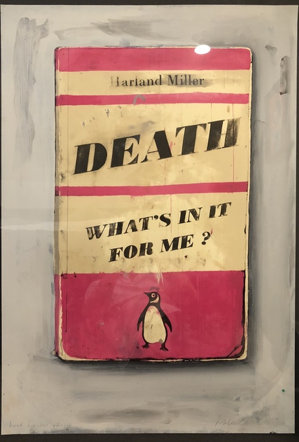 , 'Death, What's In It For Me?,' 2011, Maddox Gallery