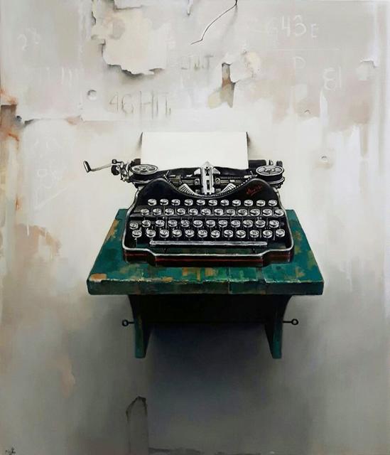 , 'Typewriter,' 2016, Dan Gallery