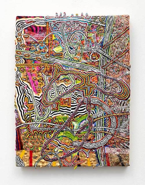 , 'blanwhgl,' 2017, Cris Worley Fine Arts