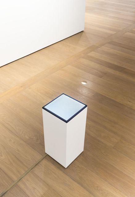 , 'grid system [no1-a],' 2012, Almine Rech