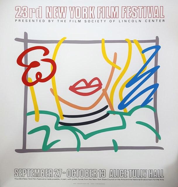 Tom Wesselmann, 'Monica (23rd New York Film Festival)', 1985, Graves International Art
