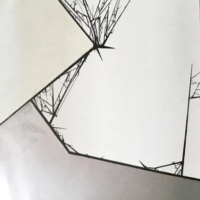 , 'Diagram #7,' 2015, ArtHelix Gallery