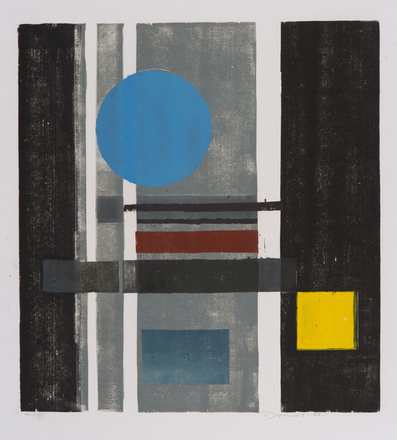 Werner Drewes, 'Circle and Square', 1980, Childs Gallery