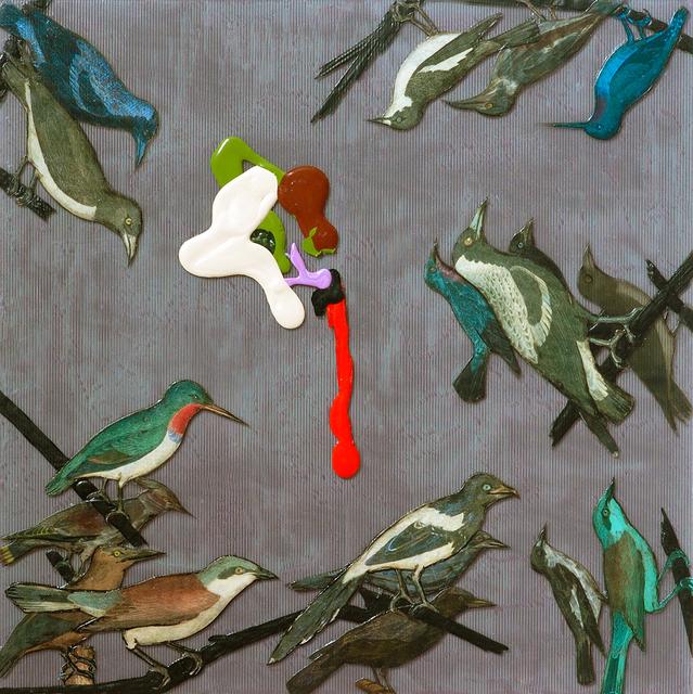 , 'Birds Four Sides,' 2006, Ethos Contemporary Art