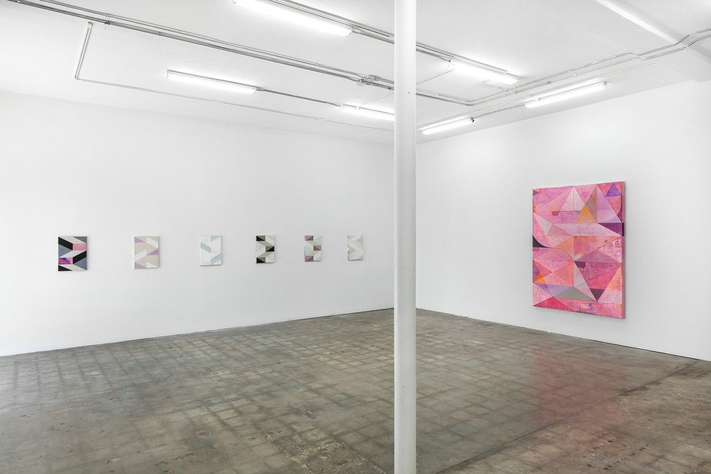 Michael Conrad's, Celebrating Opposites installation view