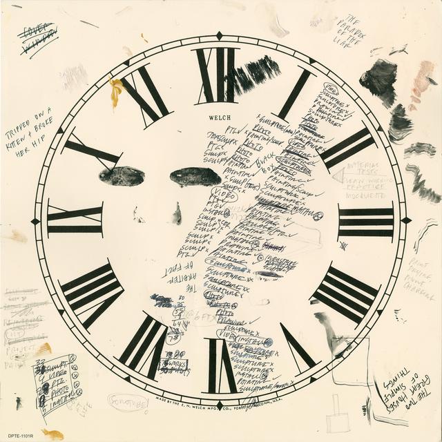 , 'Untitled Timepiece,' 2017, PRAZ-DELAVALLADE