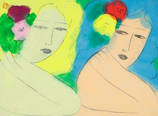 , 'Opusculum 218,' ca. 1980, Alisan Fine Arts