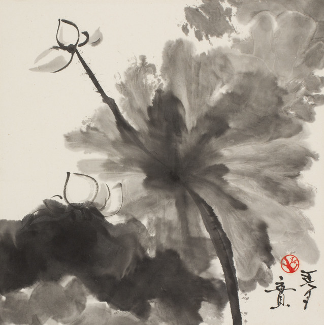 , 'Lotus (MA-119),' 1977, Erik Thomsen
