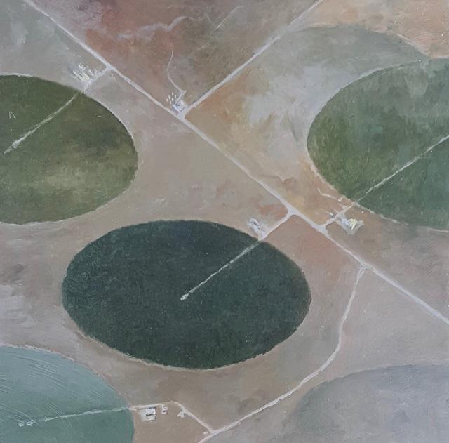 , 'Crop Circles,' 2019, STUDIO Gallery
