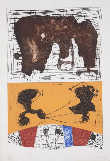 , 'RETABLE,' 1991, Espace40