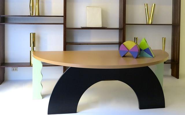 """, 'Desk """"Oasis"""",' 1988, Galleria Rossella Colombari"""