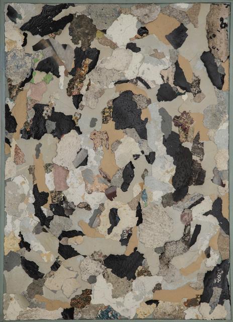 , 'Obra gris,' 2016, Galeria Enrique Guerrero