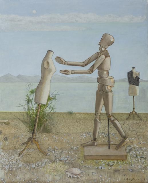 , 'Temptation,' 2007, Tufenkian Fine Arts