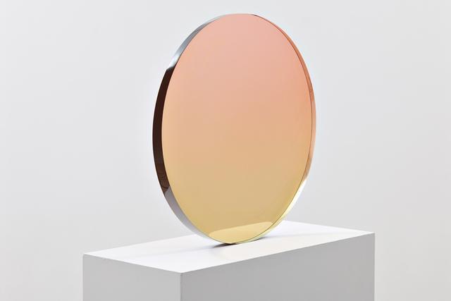 , 'Circle, Sepia to Rose,' 1970, Peter Blake Gallery