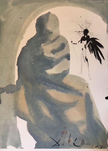 Salvador Dalí, 'Seduxisti Me, Domine', 1964, Wallector