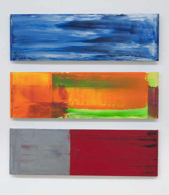 Pedro Calapez, 'Barreira Q', 2012, Galeria Maior