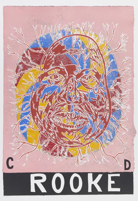 , 'Crooked,' 2009, STPI