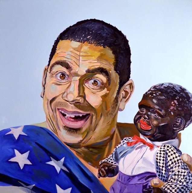 , 'Colorblind America,' 2015, David Richard Gallery