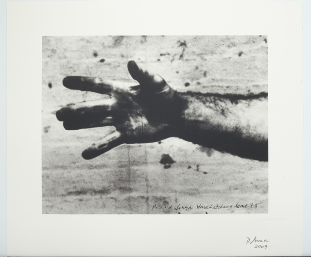 """Richard Serra, 'Still from """"Hand Catching Lead""""', 2010, Lincoln Center Editions"""