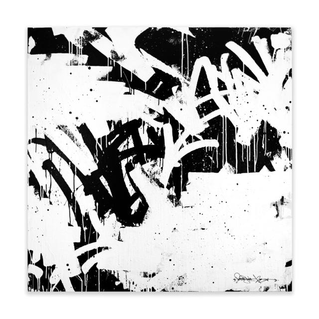, 'ENOUGH NEVER,' 2018, Treason Gallery