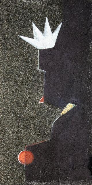 Angelika Kandler Seegy, 'Nachtblume', Parcus Gallery