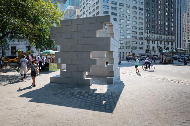 , 'Playground,' 2013, Public Art Fund